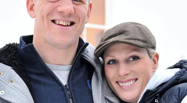 Zara Phillips and her fiance Mike Tindall will marry in Edinburgh on July 30