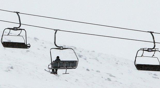 A five-year-old British boy has died after he was buried by a snowplough at a popular Spanish ski resort