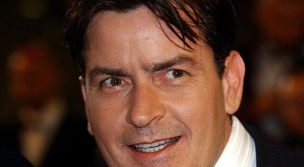 Charlie Sheen has hit out at bosses who axed his show