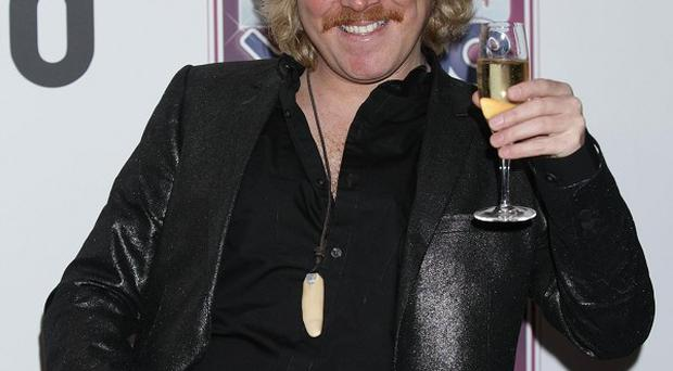 Leigh Francis lost out on a Tric award this week
