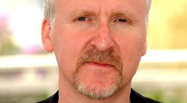 Director James Cameron has become an expert on underwater technology