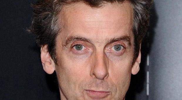 Bidders in an auction to aid Comic Relief can win an abusive phone call from The Thick Of It star Peter Capaldi