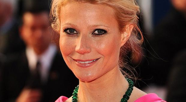 A Gwyneth Paltrow version of a Gary Glitter song in hit US TV show Glee has been criticised