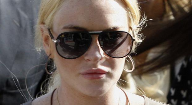 Lindsay Lohan has rejected a plea agreement