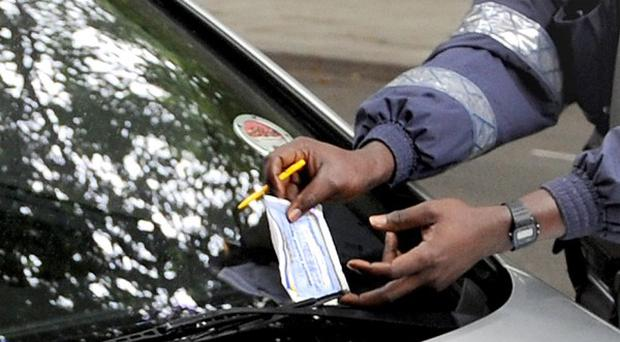 Drivers lost almost 60 million pounds last year by failing to appeal against unfair parking tickets, says study