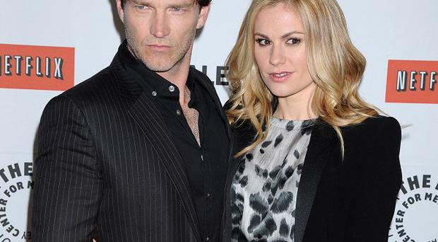 Stephen Moyer and Anna Paquin star in the hit show True Blood