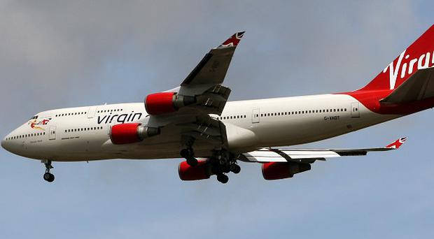 Virgin Atlantic will create 450 jobs under plans to expand its fleet this year