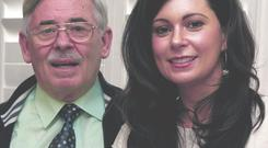 Robert Smyth received a kidney from his daughter Ilona after spending years hooked to a dialysis machine to stay alive