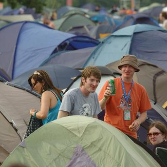 Cash-strapped revellers keen to attend this year's Electric Picnic will be able to get a one-day ticket