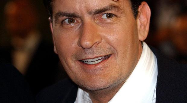 Charlie Sheen's Los Angeles home has been searched by police