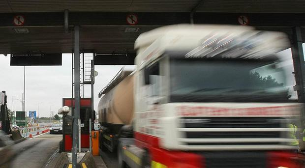 The barrier-free tolling system on the M50 has led to drivers using tailgating in a bid to avoid paying