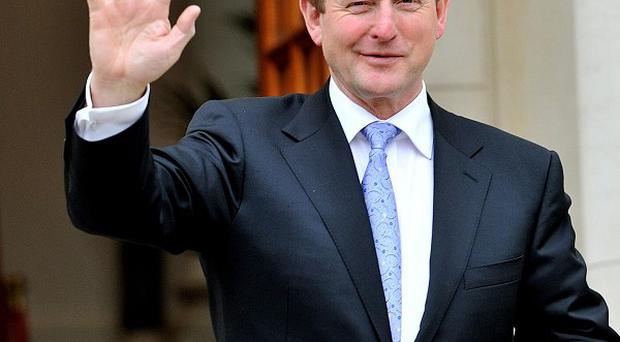 Taoiseach Enda Kenny visit the US on St Patrick's Day as expected
