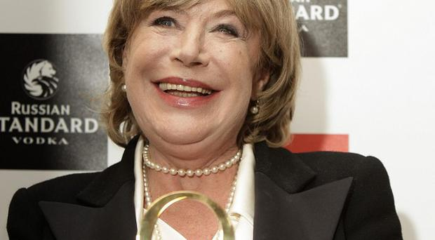 Marianne Faithfull isn't planning to watch a biopic of her life