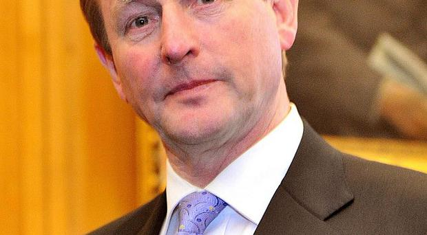 Taoiseach Enda Kenny has been invited to the White House