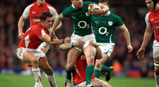 <b>Luke Fitzgerald - 3</b><br /> He made a tackle on Shane Williams and linked well with D'Arcy on a rare attack, but otherwise it looked dismal. Poor passing, dropped high kicks and a botched scoring chance all contributed to a horror show