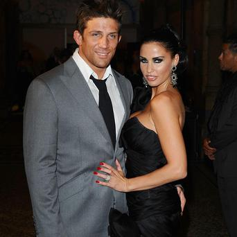 Katie Price has begun proceedings in her divorce from Alex Reid