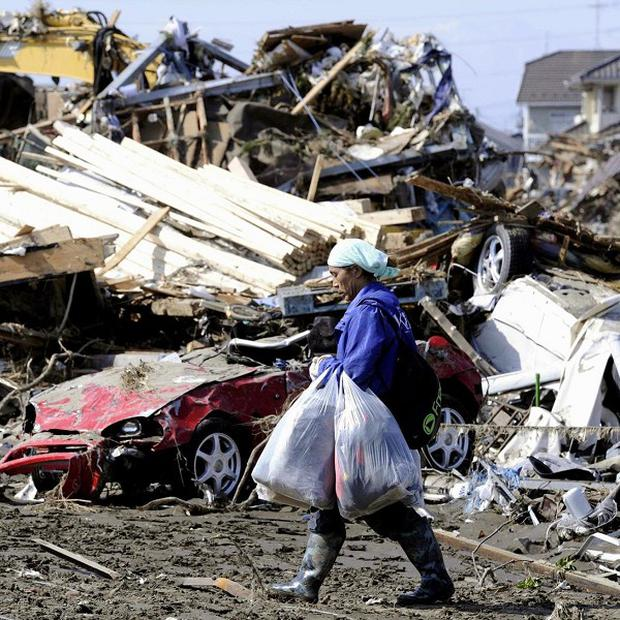Fears are growing for British nationals who may have been caught in the devastating Japanese earthquake (AP)