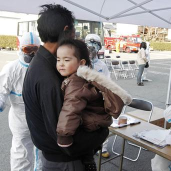 An appeal to raise 1 million pounds to help and protect children in Japan following the earthquake and tsunami has been launched (AP)