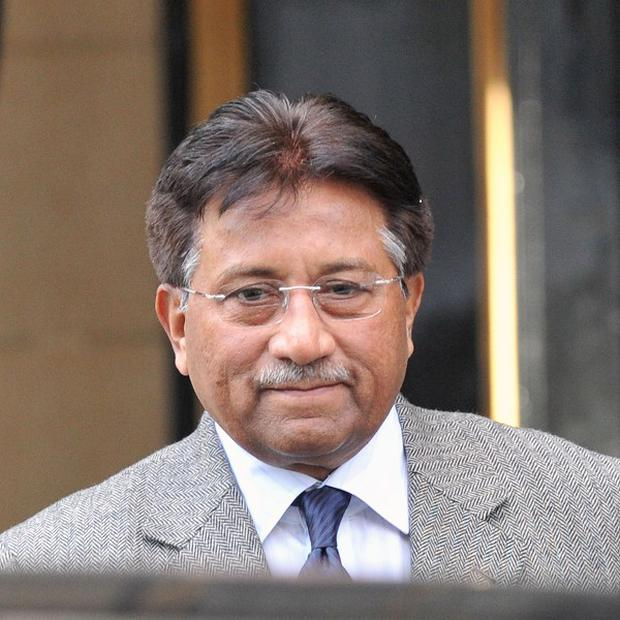Pervez Musharraf said he cannot remember being told by the UK Government that his intelligence service should not use torture on Britons