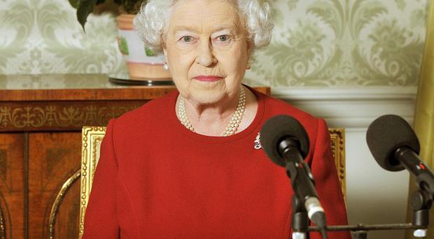 The Queen has recorded her Commonwealth Day address, to be broadcast across the world