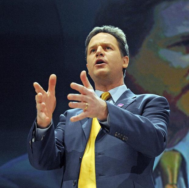 Nick Clegg has promised to protect the 'soul' of the Liberal Democrats after activists vented their anger over key coalition policies