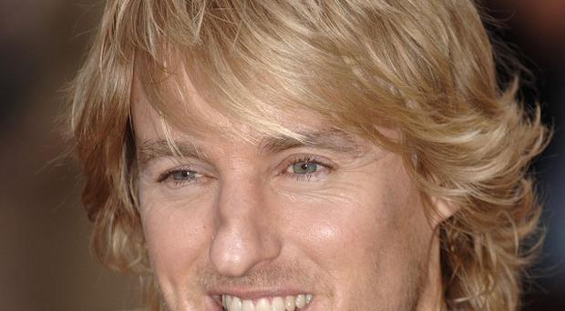 Owen Wilson stars in Hall Pass