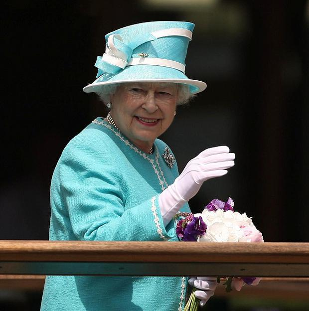 Britain's Queen Elizabeth II will pay a state visit to the Republic of Ireland