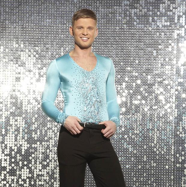 Jeff Brazier has been voted off Dancing On Ice