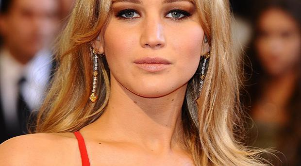 Jennifer Lawrence is in the frame for Hunger Games