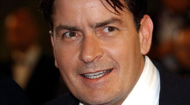Charlie Sheen will take part in two live appearances in the US