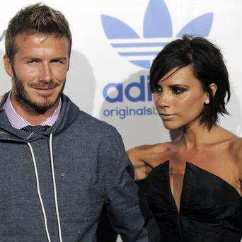 David Beckham and wife Victoria are expecting a baby girl