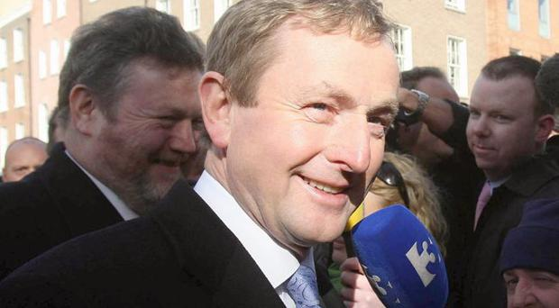 Challenging times ahead for Taoiseach Enda Kenny