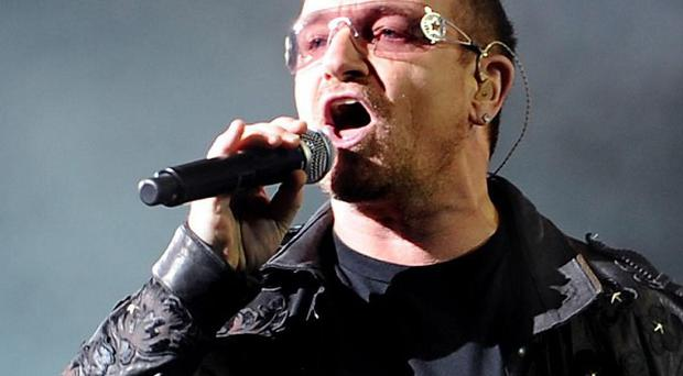 Bono is one of the nominees for the inaugural Mikhail Gorbachev: the man who changed the world awards