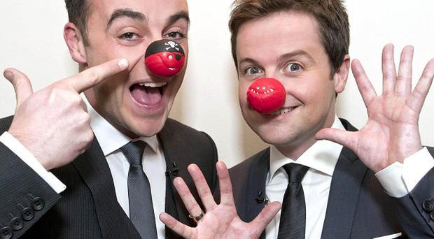 Ant and Dec attempted to reach their biggest audience yet by 'gate-crashing' as many TV and radio shows as they could in a day