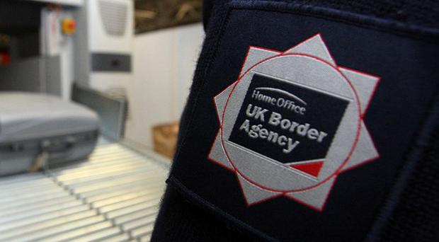 Up to 181,000 migrants who should have gone home could still be in the UK illegally, figures suggest
