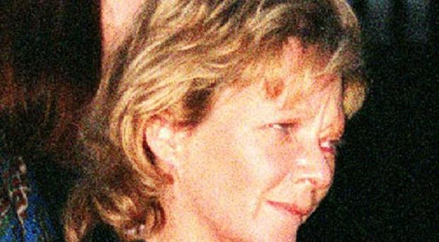 Rosemary Nelson, who was murdered in a car bombing in Lurgan in 1999