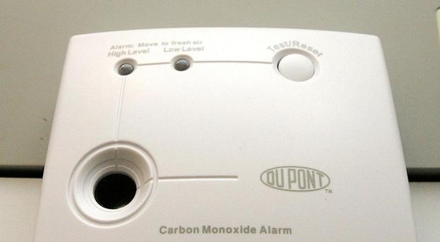 All new homes will have to be fitted with carbon monoxide alarms
