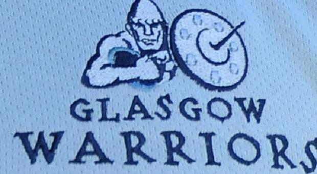 Glasgow Warriors badge