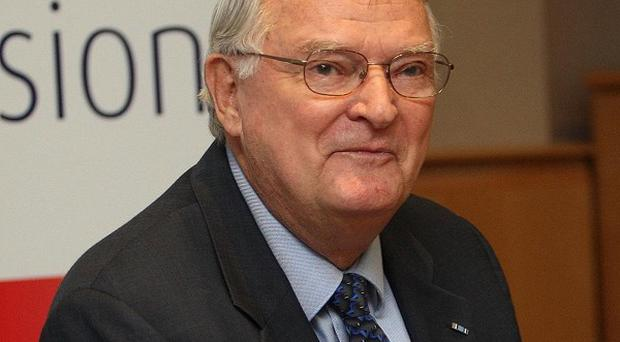 Dick Kerr said the Independent Monitoring Commission had held more than 100 formal meetings