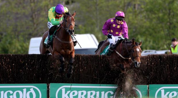 Master Minded and Big Zeb will go head-to-head again in the Queen Mother Champion Chase at Cheltenham today