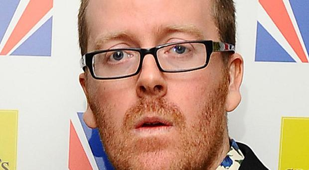 An advertisement for a Frankie Boyle show is not irresponsible, a watchdog ruled