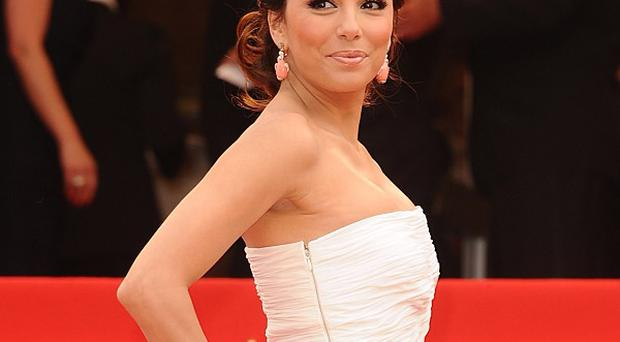 Eva Longoria opens up about her divorce in the April issue of Allure magazine