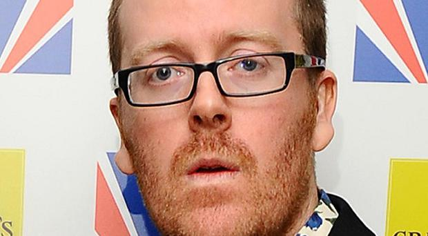Frankie Boyle's latest ad campaign has caused some offence