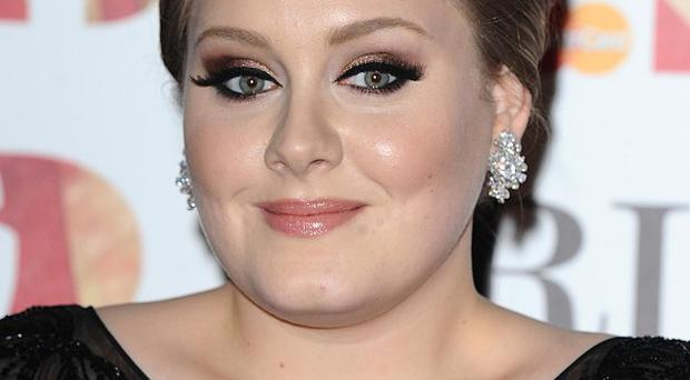 Adele's Someone Like You has now been number one in the singles chart for four weeks