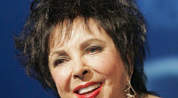 Dame Elizabeth Taylor was admitted to the Cedars-Sinai hospital in early February
