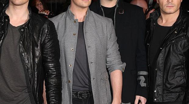 Westlife have left Simon Cowell's Syco record label