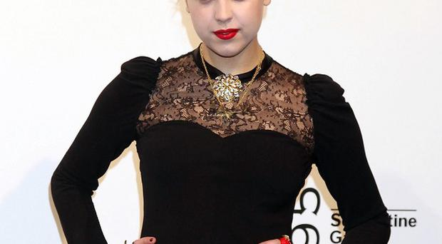 Peaches Geldof will not face any charges over allegations that she stole a dress, her spokeswoman has said