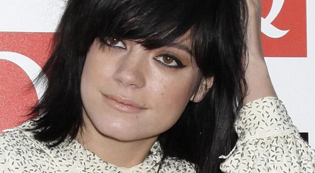 Lily Allen thanked fans who were nice about her Channel 4 documentary