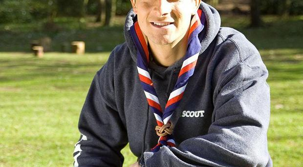 Chief Scout and TV adventurer Bear Grylls said raising rents for Scouts is counter-productive
