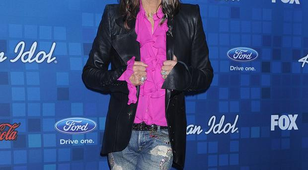 Steven Tyler wants Aerosmith to perform on American idol